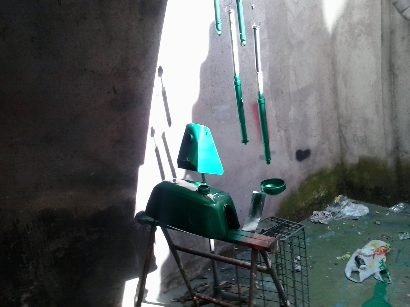 Puch Dakota Verde - Otra Salvada 2v2i0ev