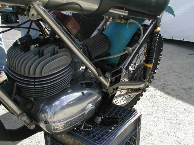 Una Bultaco muy especial: la Optaco 2vd1mok