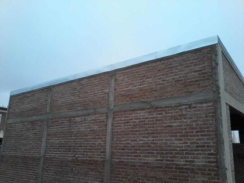 Techo de galpón 11 x 7 metros cabriadas de estructural 2w5vg91