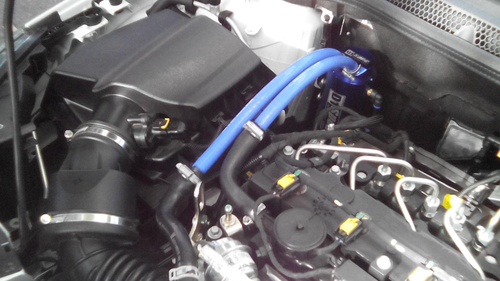 [BRICO J] Instalar decantador de aceite al motor 1.6 CDTI 2wh0cye