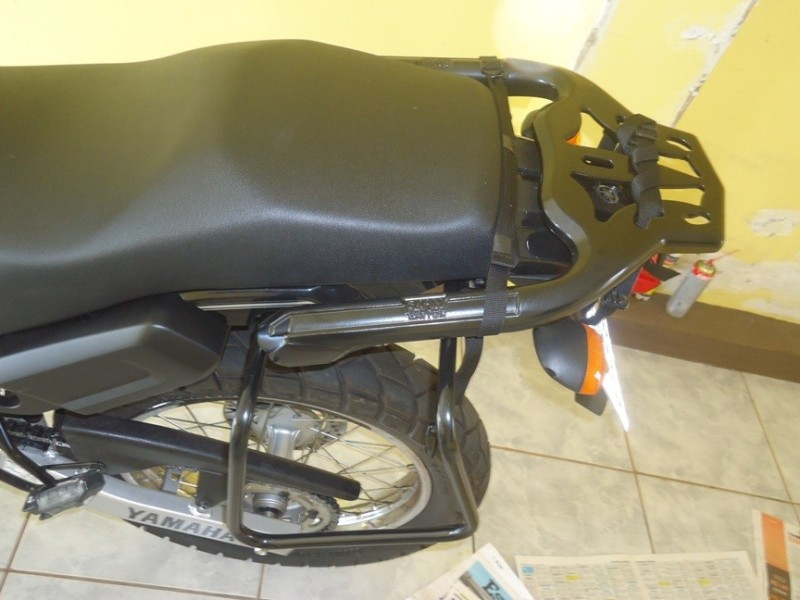 Teneré XTZ 250 - Yamaha 2wm3rcx