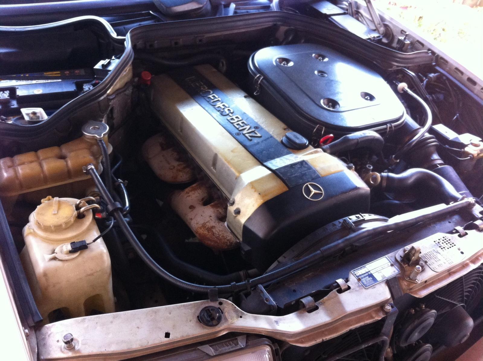 (VENDO): W124 - 300E 24V 1990 - R$30.000,00 2wr28at