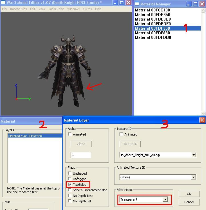 (Modelo) Death Knight NPC Lineage 2 2yv55ki