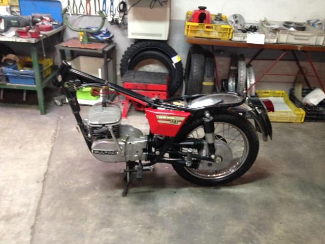 Recuperar Bultaco mercurio 175 GT 2z6umma
