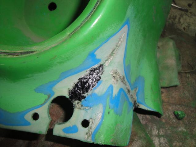 Como reparar piezas de plastico. 2z9f6nb