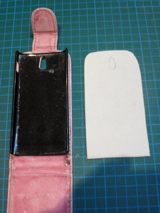 Como fabricar una barata super-lupa con el teléfono móvil. 2zfsynt