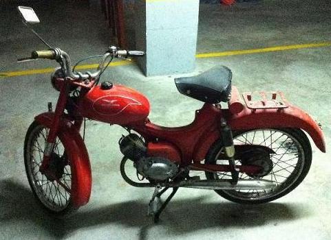 Moto-Guzzi Hispania Dingo - Todos los modelos 2zfu2s1