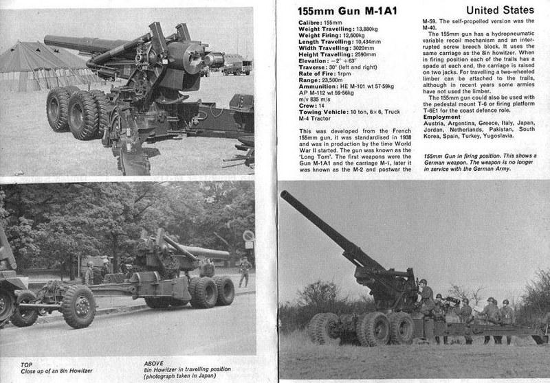 Haubica M-115 203 mm 2zjest0