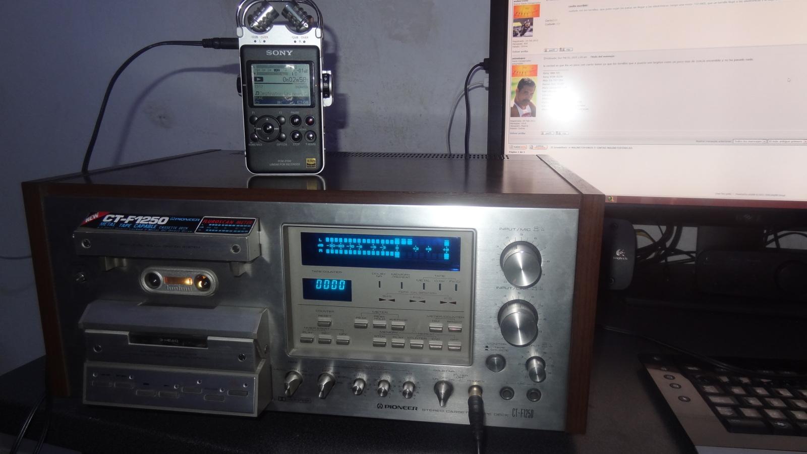 Pioneer CT-F1250 30j450l