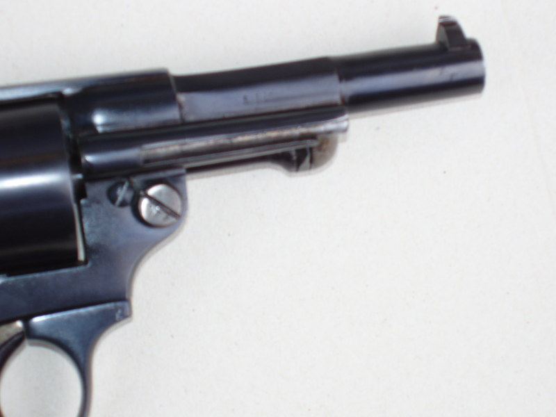Revolver civil 1873.Barillet non cannele. 314ru2r
