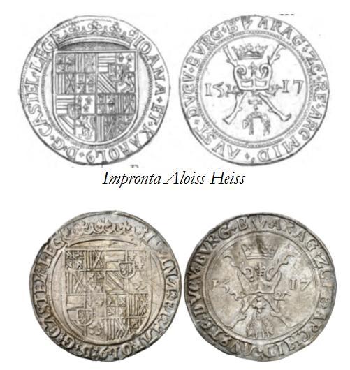 Los reales castellanos acuñados en la corte de Flandes 314rxa9
