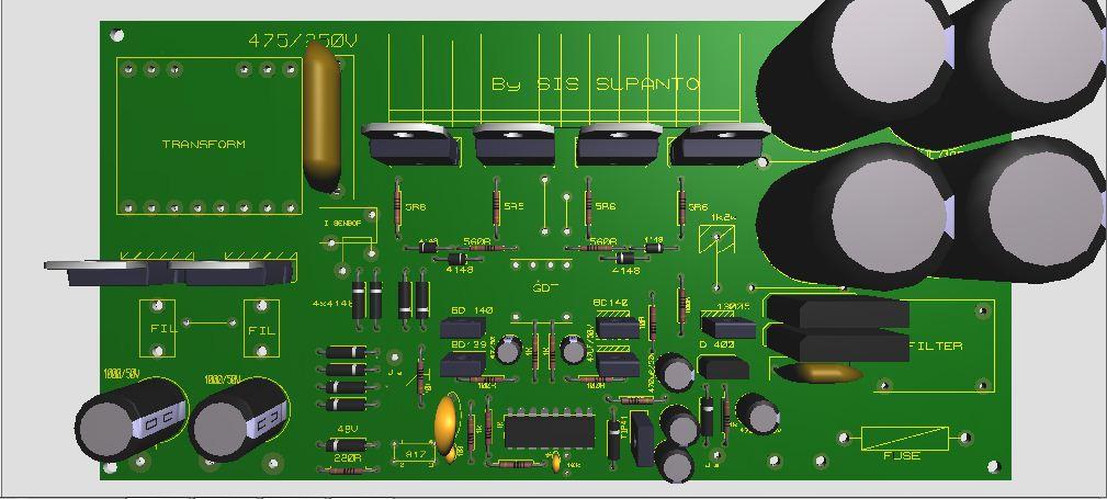 POWER SUPPLY AC MATIK  34odef9