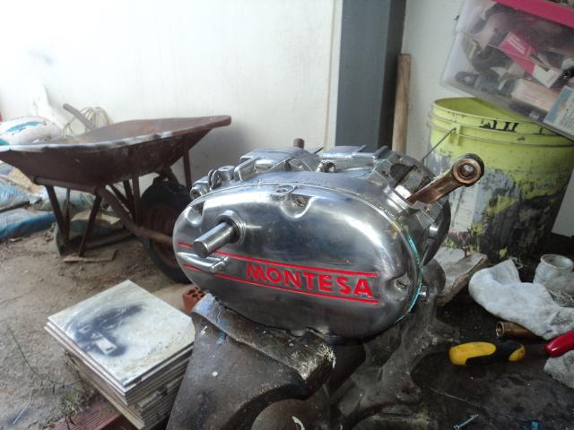 Mi primer proyecto: Montesa Ciclo 34yckm1