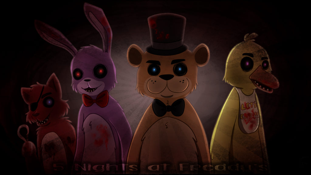 Five Nights at Freddy´s Foro! 34yp3ly