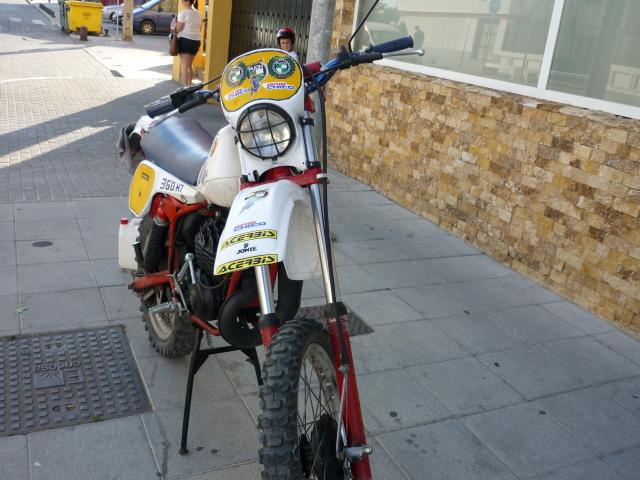 Puch Cobra M-82 TT Agua  y Réplica Coronil - Motos De Tote 35cpkci