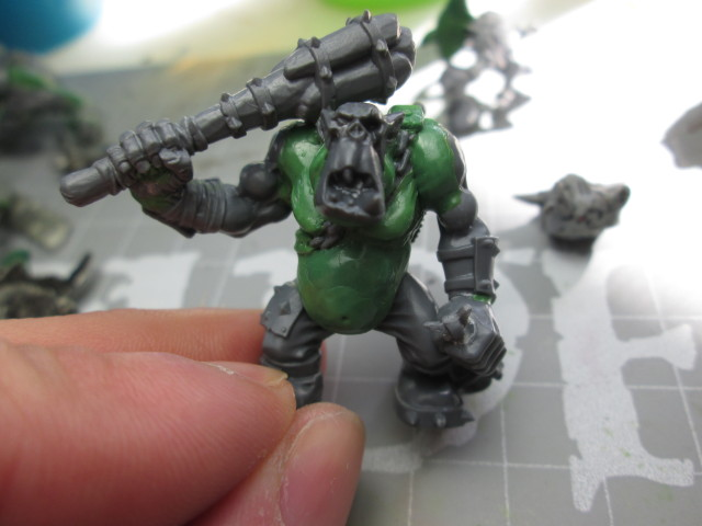 My Orc Warband 5035ls