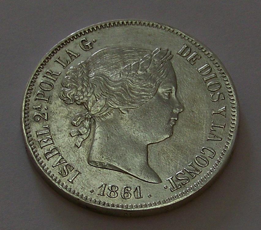 20 Reales de Isabel II de Madrid de 1861 5dnhi0