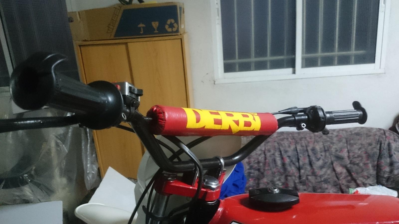 Restauración Derbi Diablo Super 5efkhv