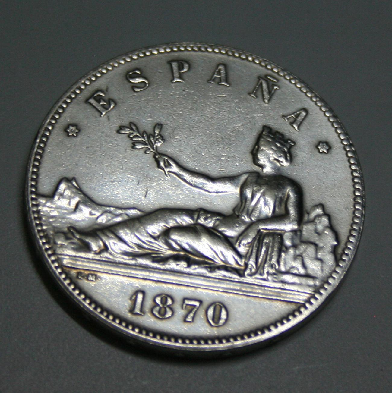 5 pesetas 1870 Falsa de epoca? o ni eso! 5lwft1