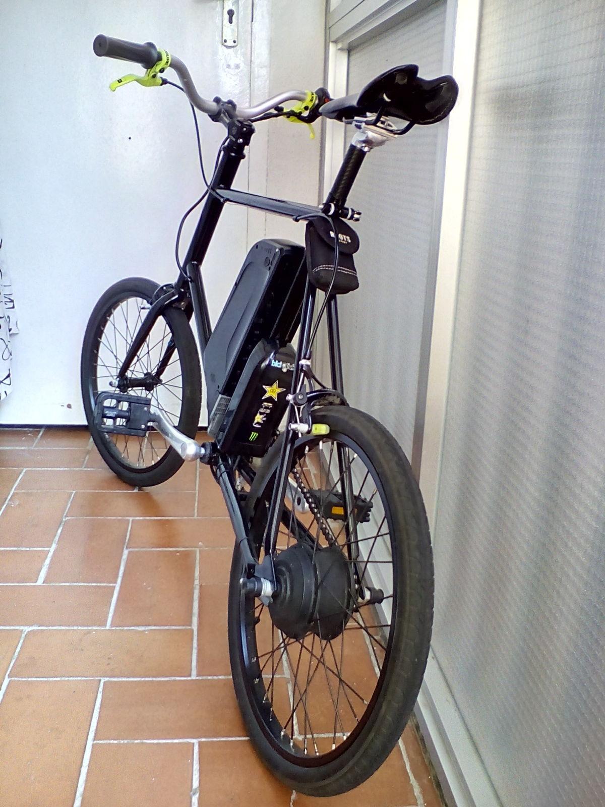 Presenta tu bici eléctrica 5upnpx