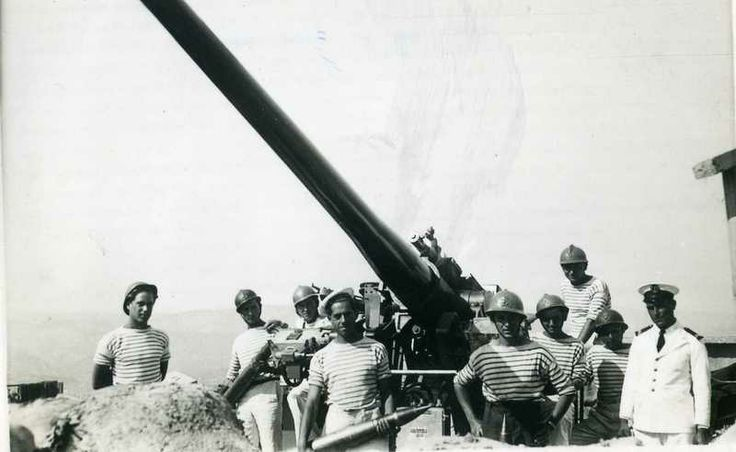Les batteries de DCA autour de Toulon 1939 8y7trp