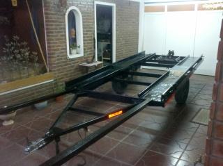 Restauración de la Manzanita, Buggy Z  988pyc