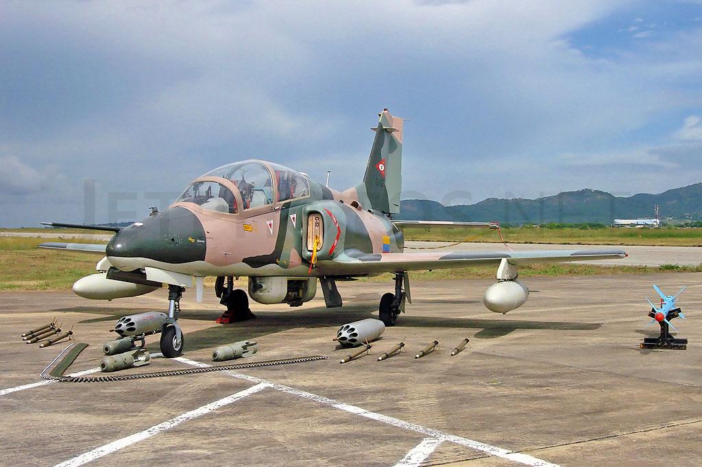 Aviones Chinos K-8 para Venezuela 9a1g13