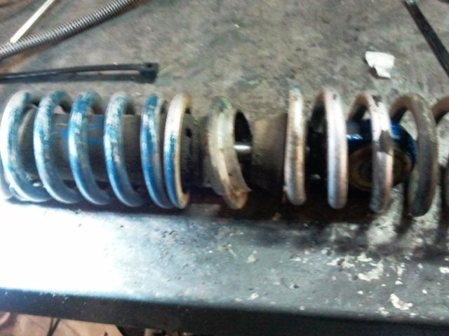 Reparación de amortiguadores 9kcizm