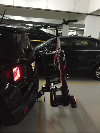 Suporte para bikes 9tpu2o