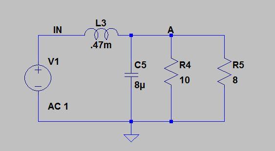 ¿Filtro notch con un sólo condensador en serie? A0f8ew