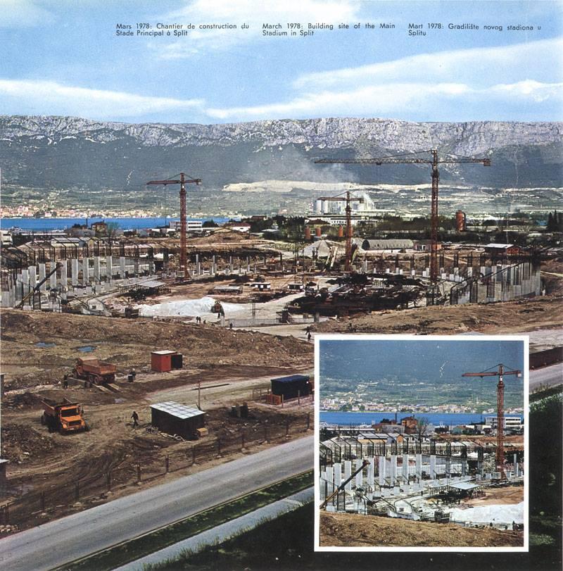 8 Mediteranske Igre Split 1979 Alkp61
