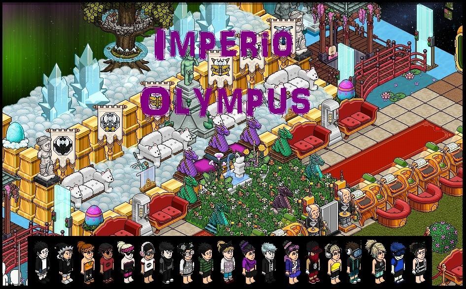 FORO IMPERIO OLYMPUS