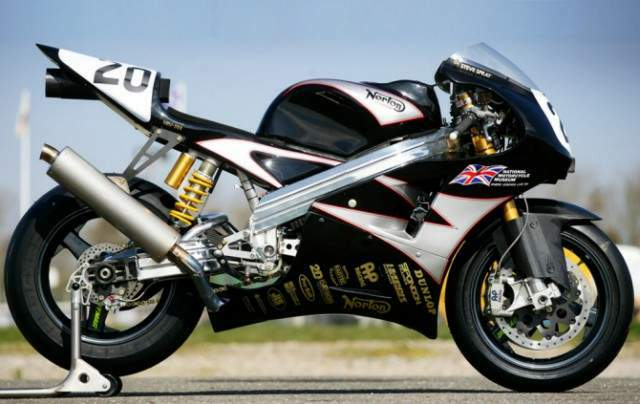 Motocicletas con motor Wankel B4dtlw
