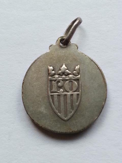 Sta. Maria de Poblet / Escudo de Poblet S-XX  (MAM) B7mjqu