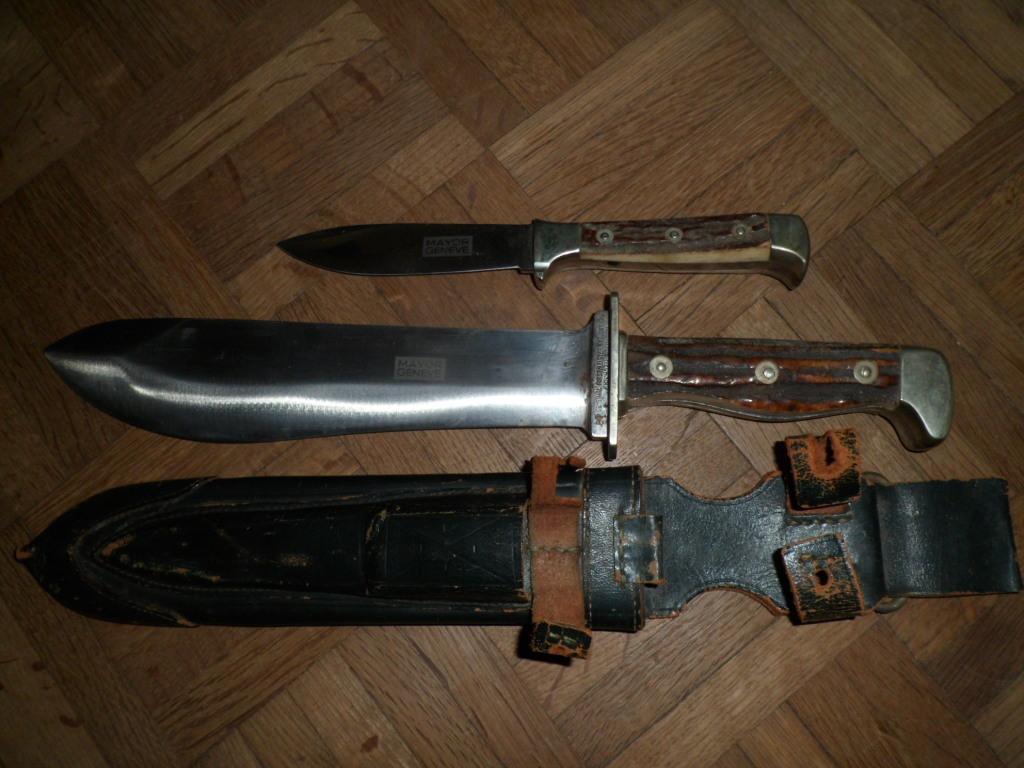 Couteau de chasse allemand Eickhorn(Frevert) B9fwnt