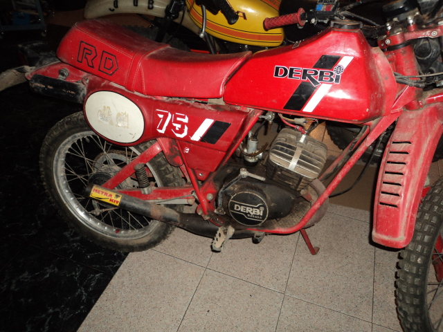Restaurando Derbi RD 75 Europa Dbkub6