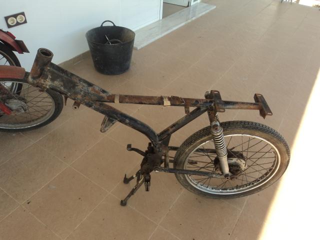Mi primer proyecto: Montesa Ciclo Dfex03