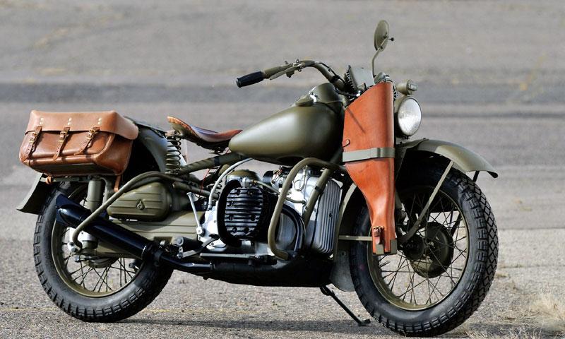 ¿Sabíais que Harley davidson fabricó motores Boxer? F6tfs