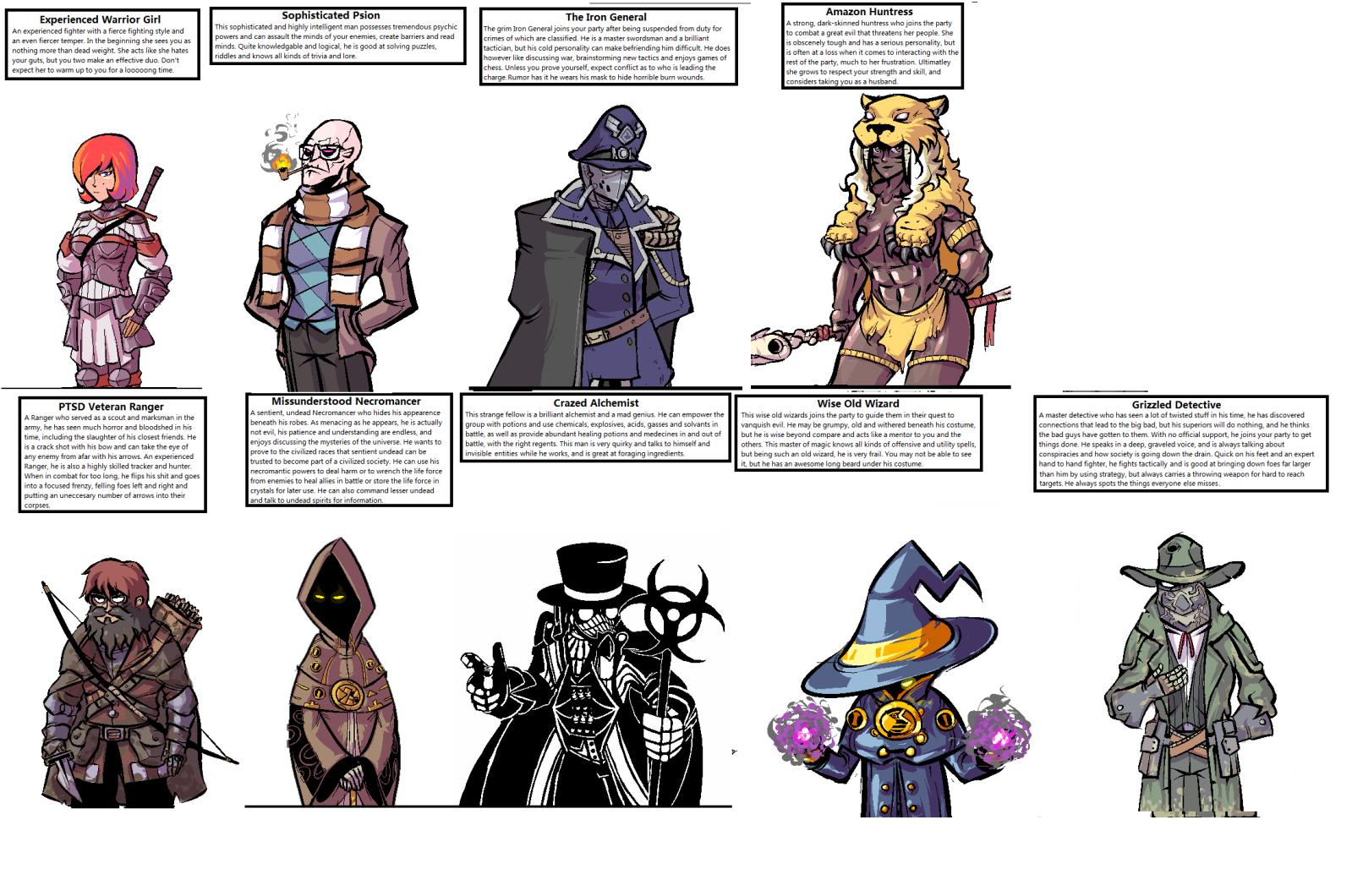 P.O. RPG General, juego-encuestas... Flbmef