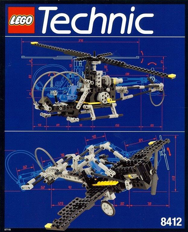 Lego Αεροπλάνα και Ελικόπτερα Fm53xu