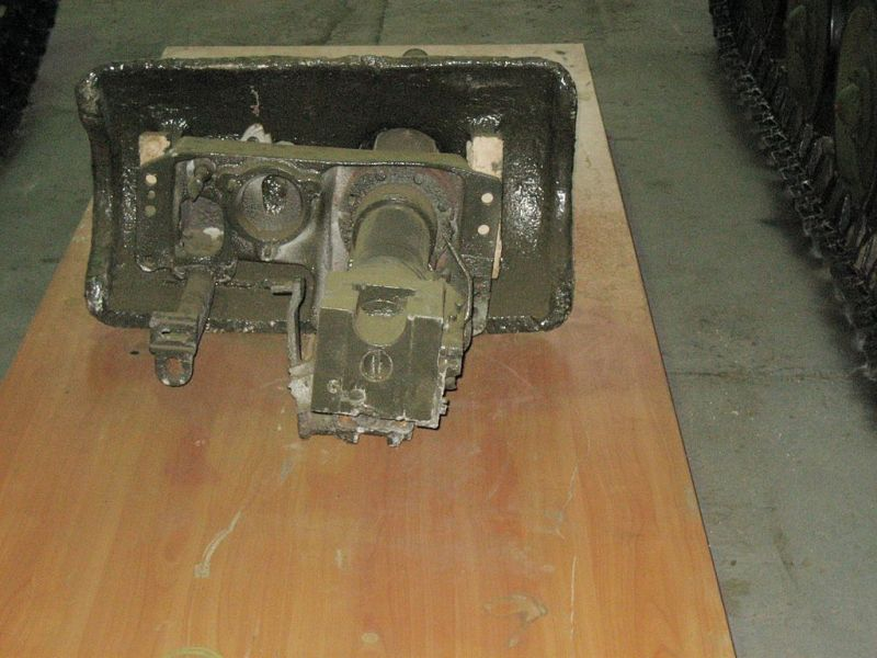 Гильза унитарного выстрела 45-мм танковой пушки образца 1932/38 годов (20-К) Invn9t