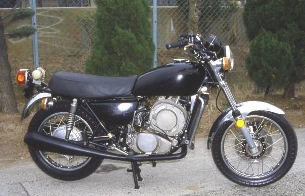 Motocicletas con motor Wankel J9m26r