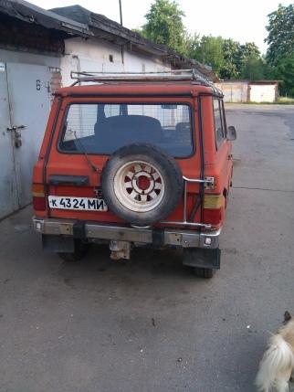 Интересные авто на улицах Гродно Jg4gfr