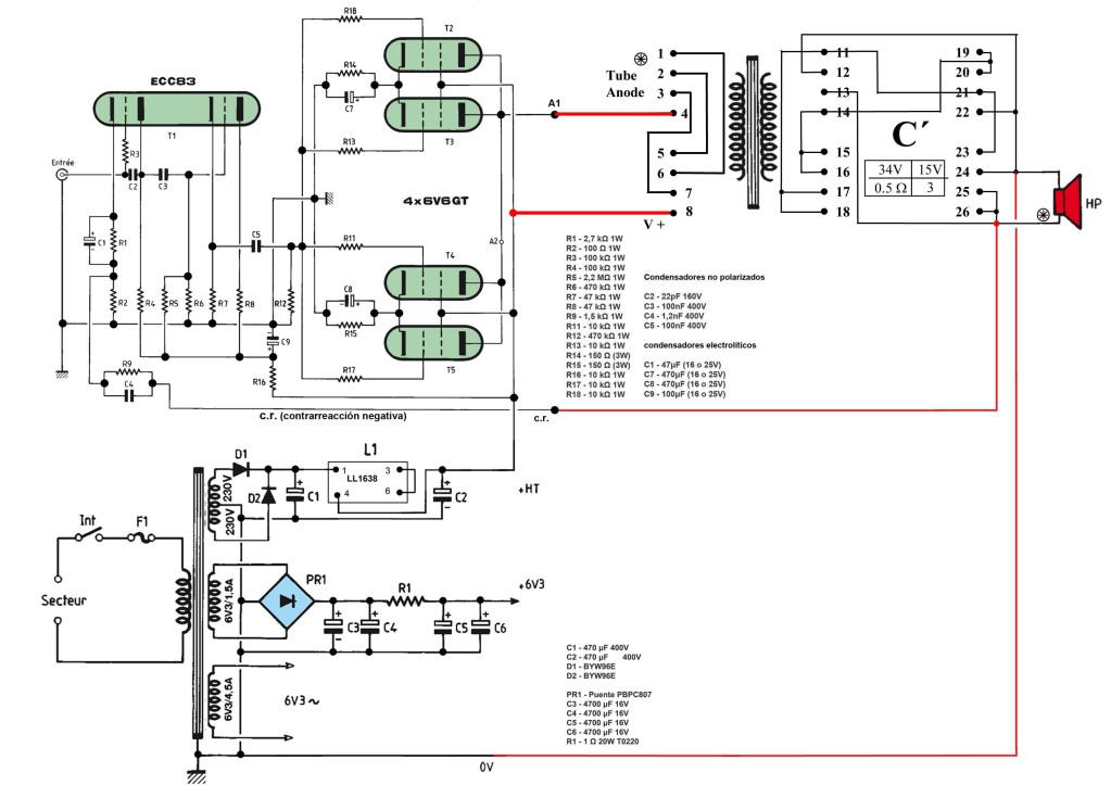 Primer proyecto valvular y presentación  K18is7