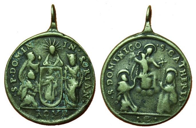 Proyecto recopilación medallas Santo Domingo de Guzmán  K31ug0