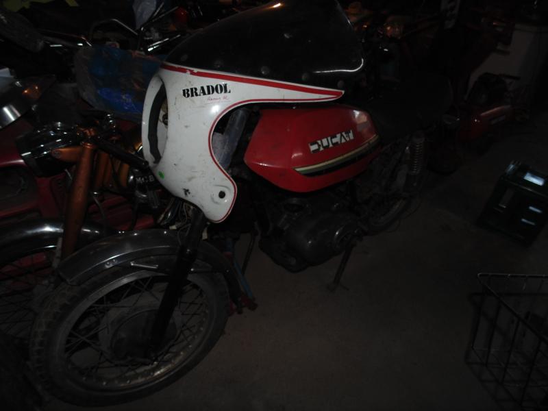 Ducati Strada 250 1979 K46ulk