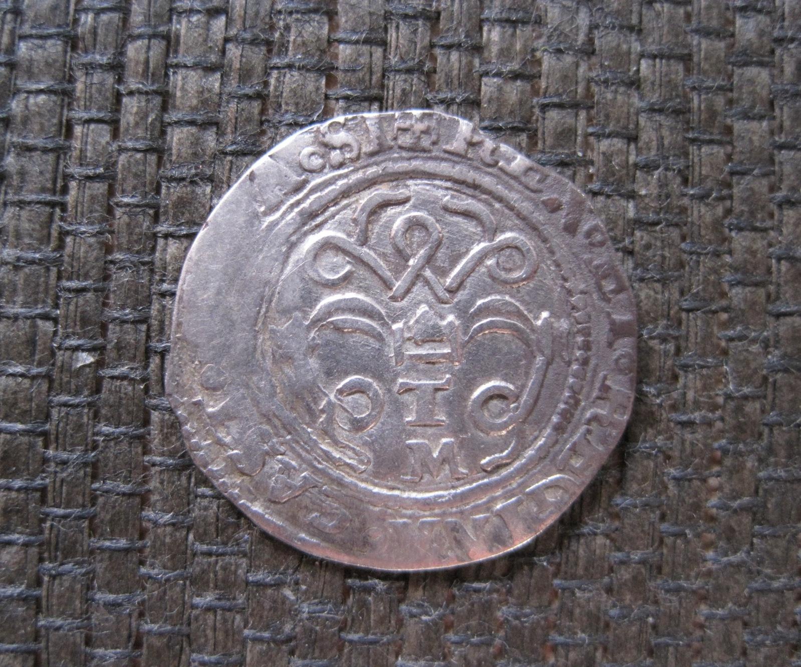 1/2 Real de Toledo a nombre de los RR.CC Mbiwm0