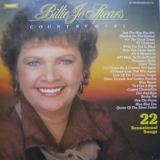 Billie Jo Spears - Discography (73 Albums = 76 CD's) Mkupld