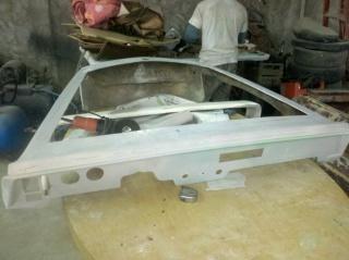 Restauración de la Manzanita, Buggy Z  Mlsaw0