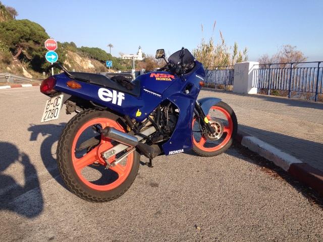 Mi Honda NSR FII Repsol Mn27pc